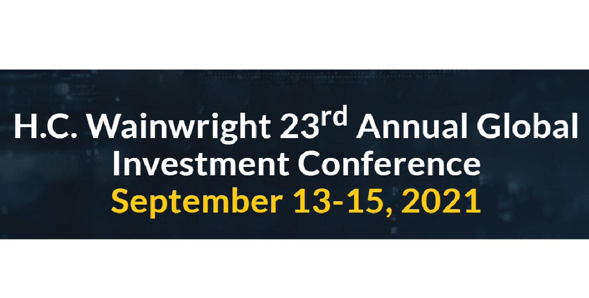 H.C. Wainwright 23rd Annual Global Investment Conference