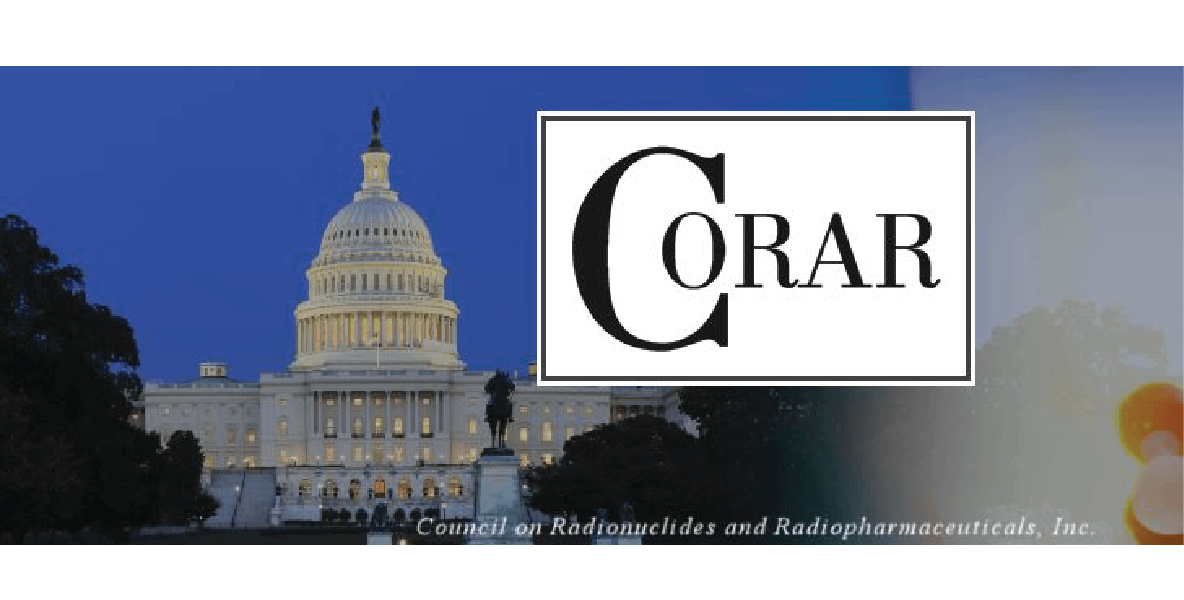 Council on Radionuclides and Radiopharmaceuticals (CORAR) Meeting